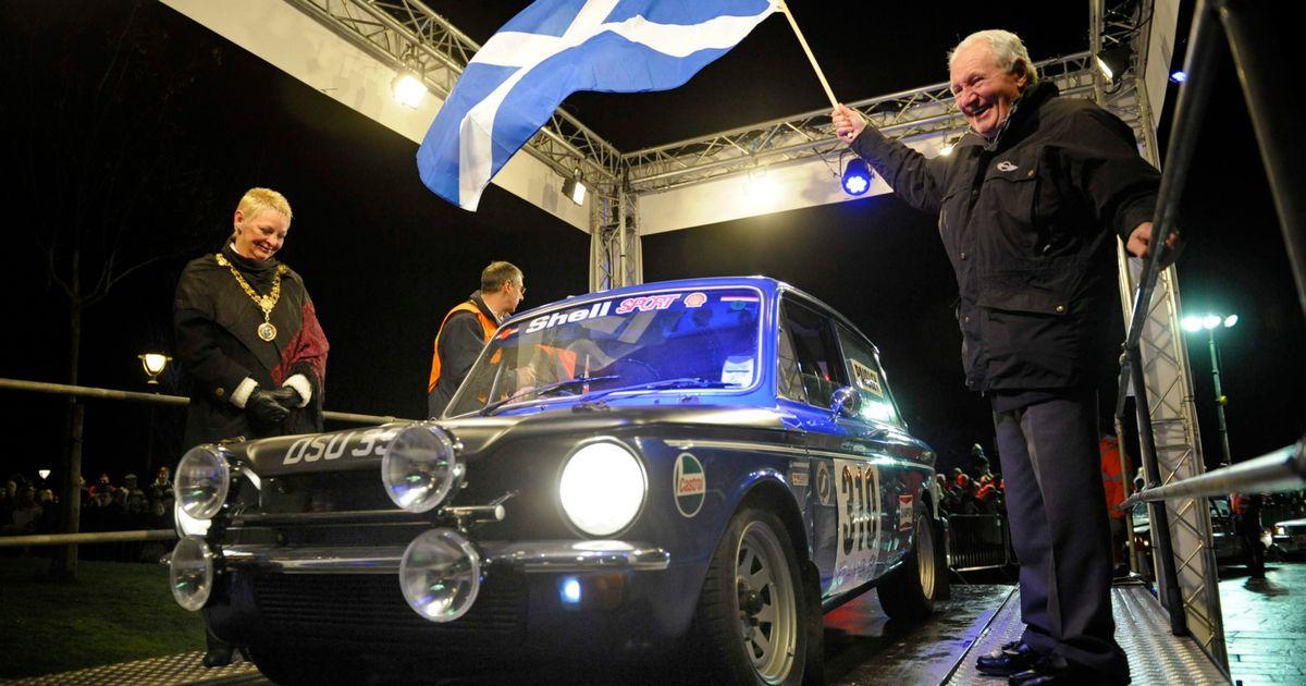 Monte-Carlo-Rally-Paisley ph and LP